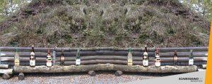 Schiesskino - Flaschen